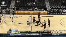 Basketball Referee Gets Knocked Out 1 Second Into Game!