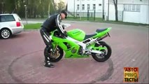 Extreme Stupid Fails and Crazy Stunts Gone Wrong =Bike Edition=