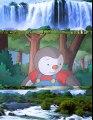 T Choupi et Doudou ,  T choupi dans la forêt EP  1 T'choupi et DouDou