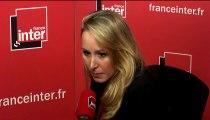 """Marion Maréchal-Le Pen : """"La crainte de la sortie de l'euro nous pose des difficulté c'est une évidence"""""""