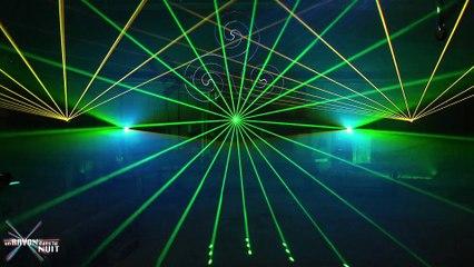 Démo show laser 1