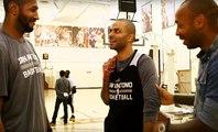 Tony Parker, Boris Diaw et Thierry Henry parlent de Kobe Bryant