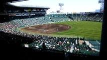 阪神甲子園球場 2012年新設 一塁三ツ矢サイダーボックス席