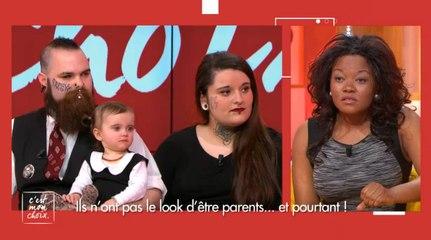 C'est mon choix : Ils n'ont pas le look d'être parents...et pourtant !