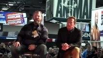 Le body builder Eddie Hall soulève 462 kilos en face de Arnold Schwarzenegger  - Nouveau record du monde