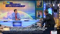 """""""La loi El khomri va dans le bon sens parce que ses effets seront bénéfiques à la jeunesse"""", Bernard Spitz - 09/03"""