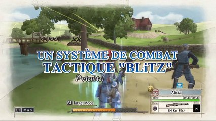 Bataille de Valkyria Chronicles Remastered