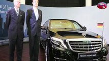 Mercedes-Maybach S600 Guard Launched in India; Price Starts at 10.50 Crore