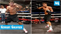 Gennady GGG Golovkin Training Highlights | Muscle Madness