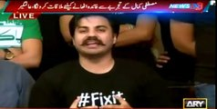 Farooq Sattar invited Fixit Alamgeer Khan for Clean Karachi Campaign - Watch his reply