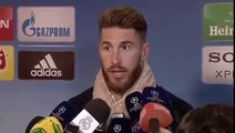 Sergio Ramos speaks out against Real Madrid fans who want to sell Cristiano Ronaldo