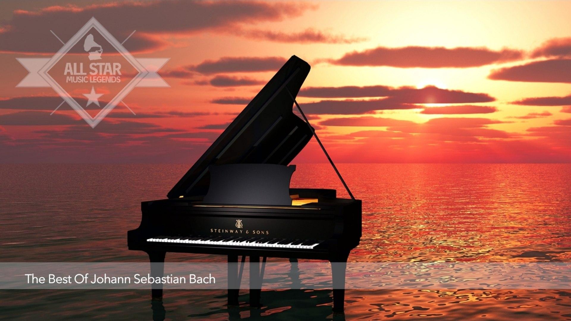 VA - Classical Music // The Best Of Johann Sebastian Bach (2 Hours) // All Star Music Legends