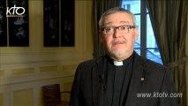 Mgr Georges Colomb, nouvel évêque de La Rochelle et Saintes