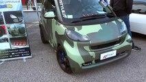 Lotus Evora & Lancia Delta Martini Racing - Sport Cars Video