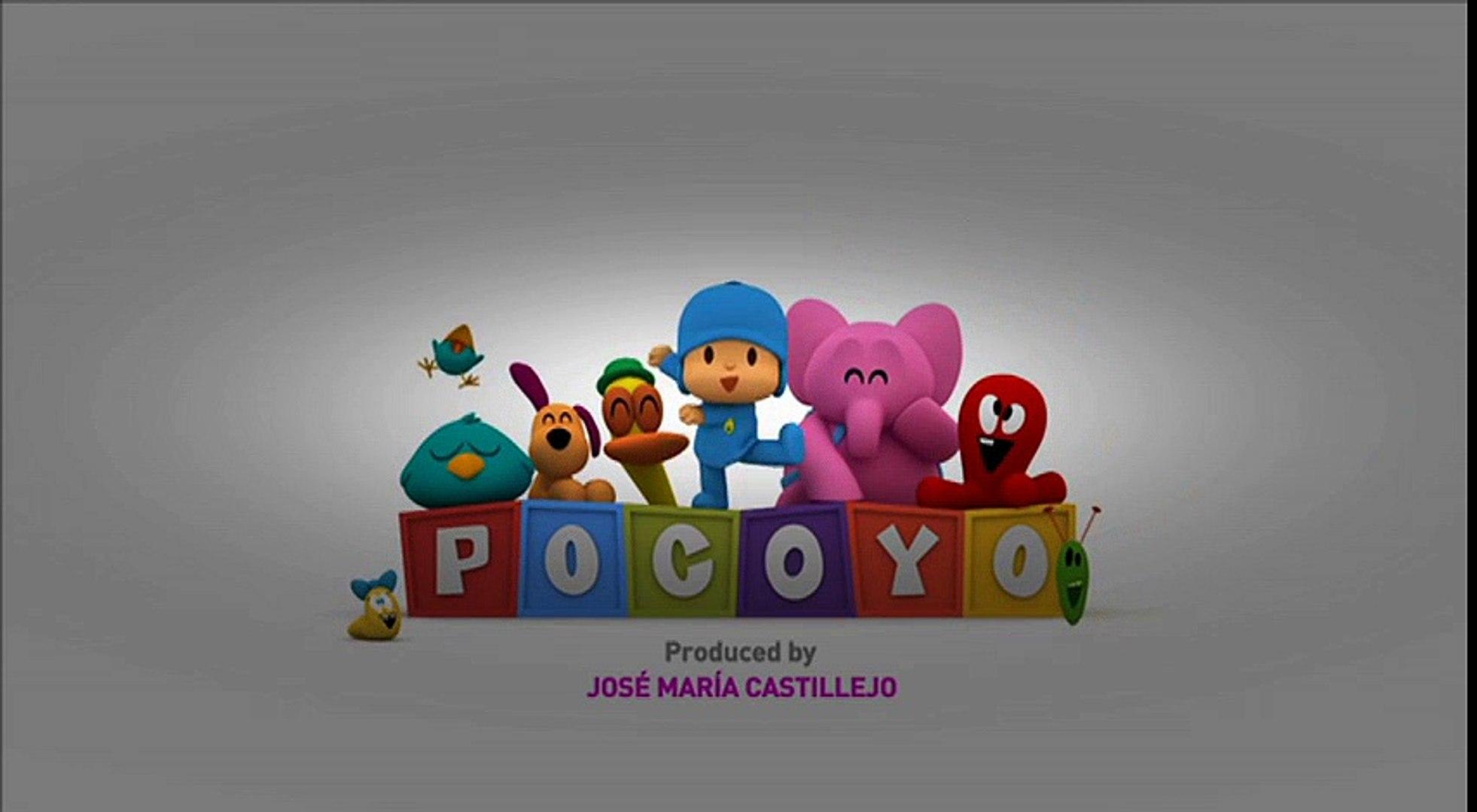 Pocoyo 30 Minutes Et Quatre Episodes Dessin Anime Pour Enfants