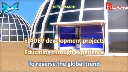 Change the world EL4DEV - Education through experience Morocco France Mediterranean Africa Europe social Great Project
