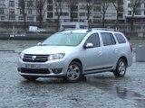 Essai Dacia Logan MCV TCe 90 Easy-R Lauréate 2016