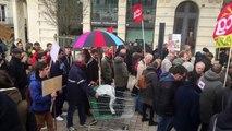 Manif à Poitiers contre la loi Travail