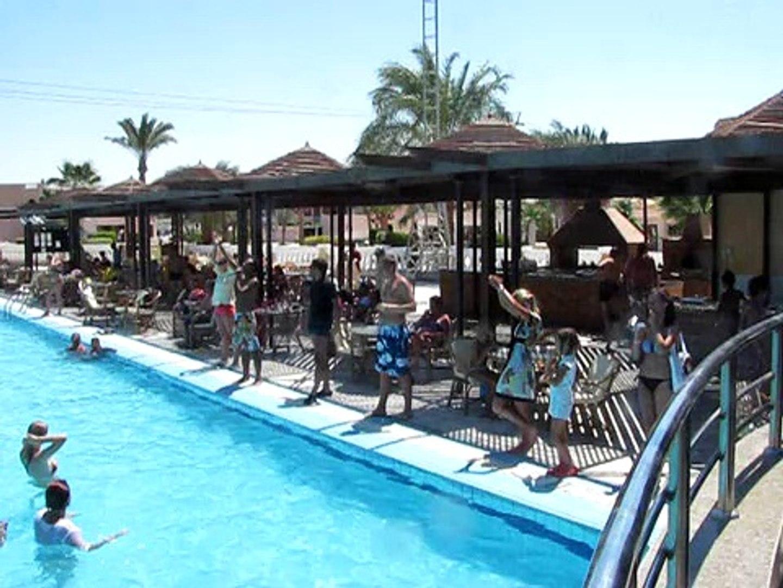 Египет, Хургада-31,08,11 аква-аэробика