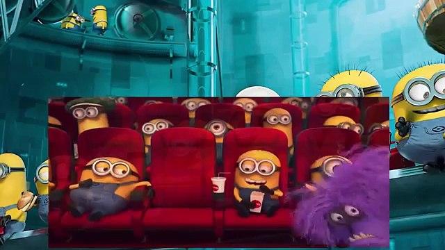 Minions at Theatre Minions Mini Movies 2015