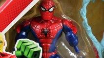 Marvel СУПЕР ГЕРОИ набор Spider Man Marvel SUPER HEROES set Spider Man