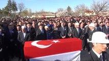 Yozgat Şehit Polis Muzaffer Tufaner Son Yolculuğuna Uğurlandı-1