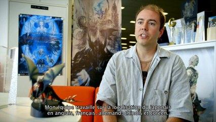 Carnets des dév' Chapitre deux Histoire et Histoires de Final Fantasy XIV: A Realm Reborn