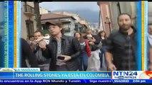 Mick Jagger pasea por Bogotá a dos días del concierto de Rolling Stones en Colombia