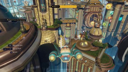 Ratchet & Clank PS4 Gameplay