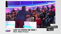 Les larmes d'Élodie Frégé dans la Nouvelle Star ! - ZAPPING TÉLÉ DU 09/03/2016