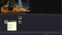 Fusion Basics 10 - Playback Controls and Adding Audio