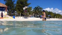 A China Doll - Reef Coco Beach, Playa Del Carmen, Mexico