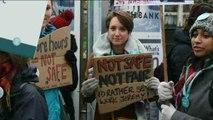 Inglaterra sufre su tercera huelga de médicos residentes