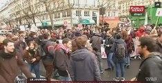 Sénat 360 : Journée de mobilisation contre la loi travail / N. Sarkozy veut supprimer 300 000 emplois publics / Révision constitutionnelle : La réécriture du Sénat (09/03/2016)