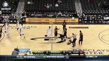 Basketball Referee Gets Knocked Out 1 Second Into Game