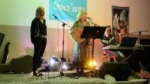 Yanne Matis et Rose Alleyson...Hymne d'Inno'sens...