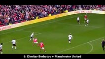 Top 10 Hat Tricks in Football history
