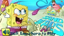 Sand Wars-Spongebob Squarepants - Nickeledeon Games