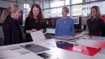 BMW VISION NEXT 100 - Making of - Farbe und Trim Entwurf
