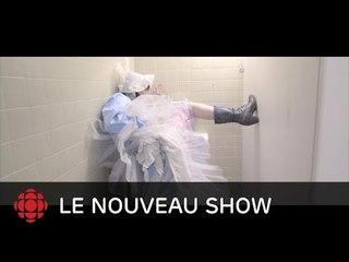 Le nouveau show - Pier-Luc aux toilettes