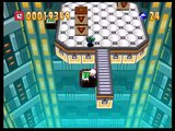 Bomberman 64 - World 5: Black Fortress - Stage 3: Trap Tower (Gold Cards and Custom Balls)