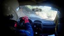 Rallye de Vaison 2016 ES5 Goumarre / Hanno Clio FA7