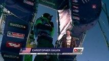 Run Christopher Galvin 3rd place - Fieberbrunn Kitzbüheler Alpen - Swatch Freeride World Tour 2016