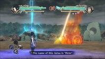 Naruto Shippuden: Ultimate Ninja Storm Generations [HD] - Sasuke Vs Itachi Susanoo