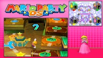 Mario Party DS - Story Mode - Part 67 - Kameks Library (1/2) (Peach) [NDS]