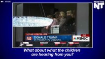Cokie Roberts Says Trump Has A Negative Effect On Children