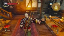 THE WITCHER 3 WALKTHROUGH PART 100 - HONOR AMONG THIEVES