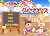 babies on vacation Cartoon Full Episodes baby games Baby and Girl games and cartoons XMr Ejteh