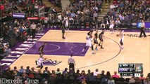 Zach LaVine Full Highlights 2015.04.07 at Kings - 21 Pts, 11 Assists, 5 Rebs.