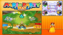 Mario Party DS - Story Mode - Part 55 - DKs Stone Statue (1/2) (Daisy) [NDS]